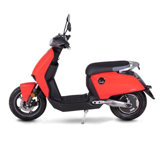 super soco cux CU-X scooter electrique économique crit air 0 zéro