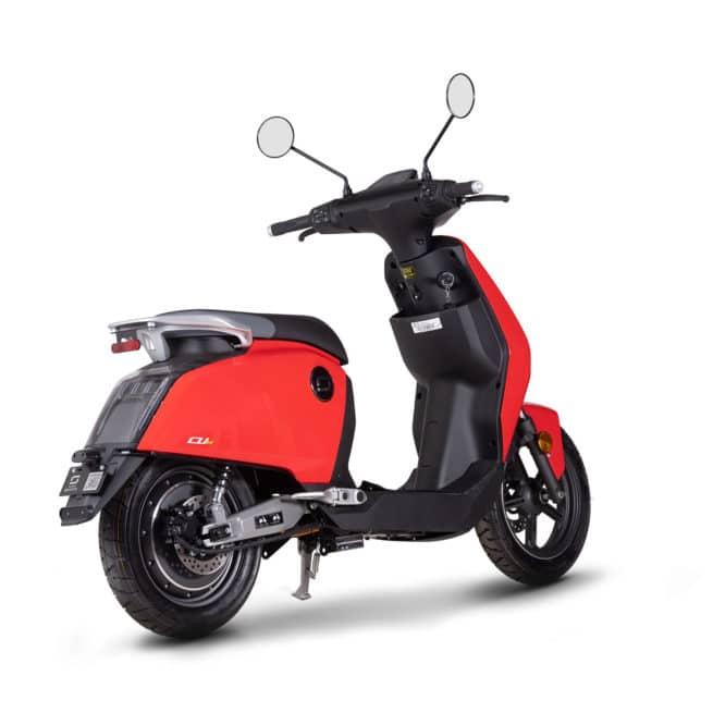 super soco cux CU-X scooter electrique jeune