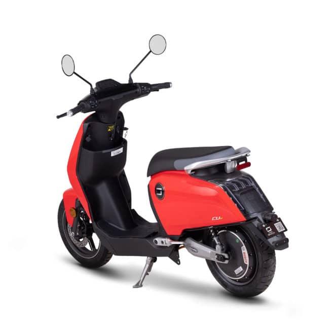 super soco cux CU-X scooter electrique sécurité