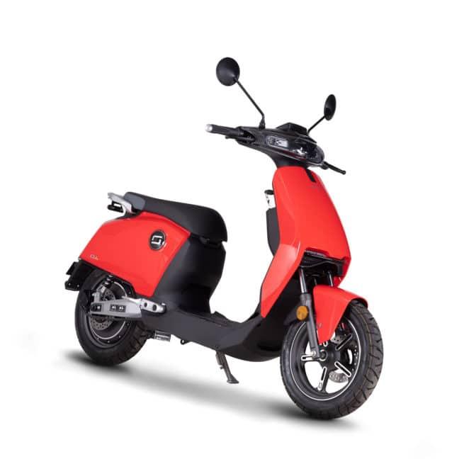 super soco cux CU-X scooter electrique ado