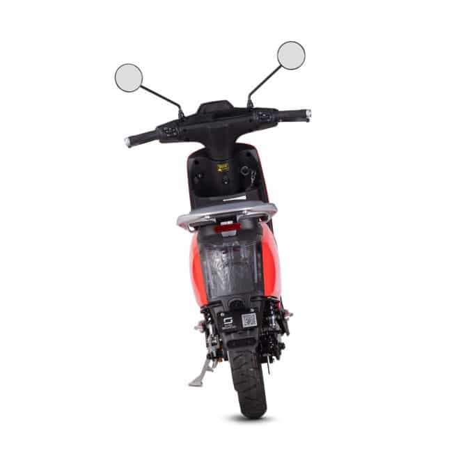 super soco cux CU-X scooter electrique débridable débrider mode piste
