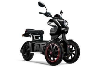 Doohan iTank 50 3 roues