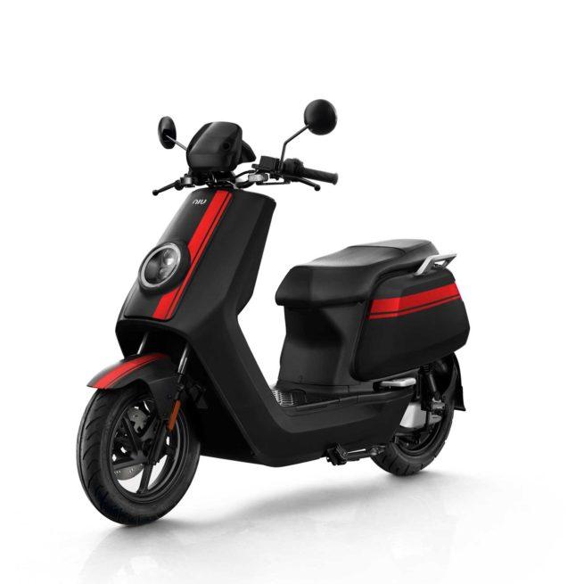 NIU N-PRO Scooter Electrique