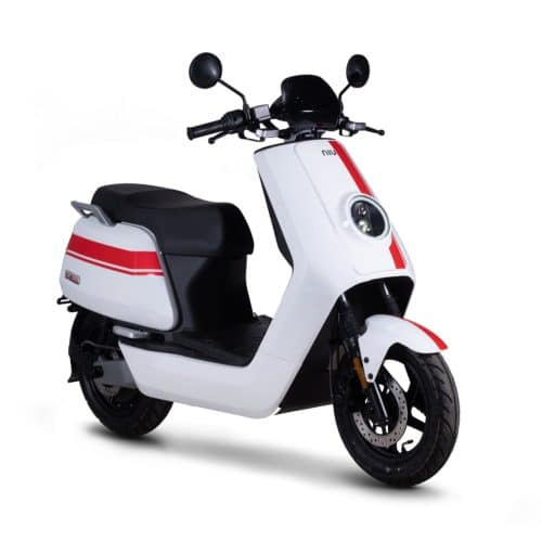 Niu N-PRO NQI PRO scooter electrique top case