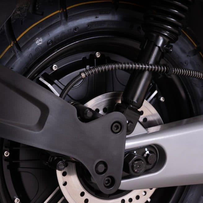 Niu N-PRO NQI PRO scooter electrique écologique