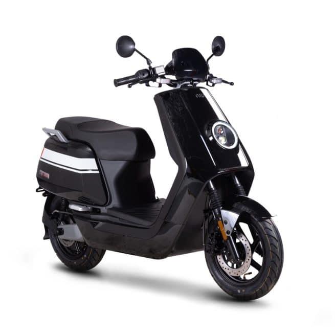 Niu N-PRO NQI PRO scooter electrique fonctionnalités connectées 4G application