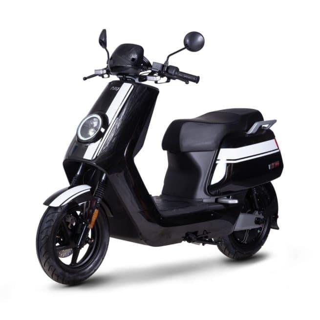 Niu N-PRO NQI PRO scooter electrique collège lycée