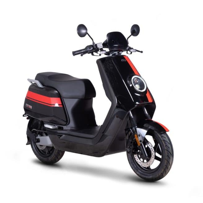 Niu NGT NQI GT scooter electrique bonne accélération