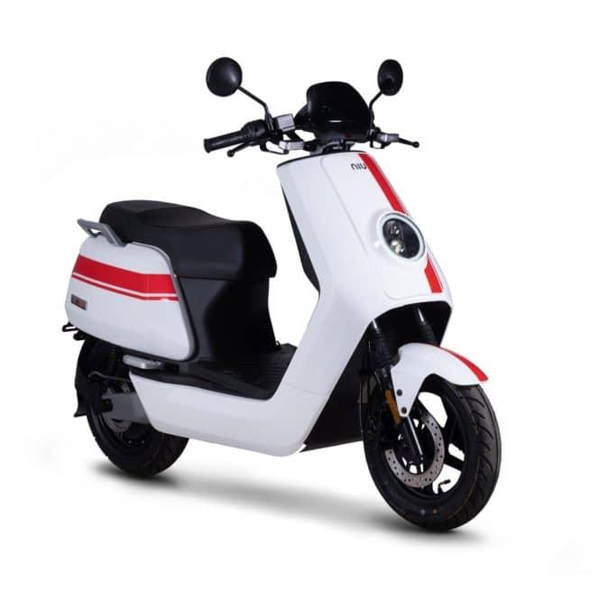 Niu NGT NQI GT scooter electrique frein à disque