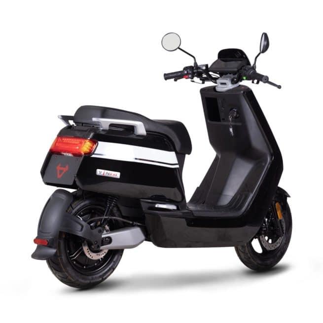 Niu NGT NQI GT scooter electrique sécurité