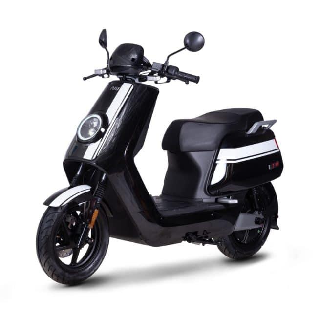 Niu NGT NQI GT scooter electrique 170 km d'autonomie grande autonomie