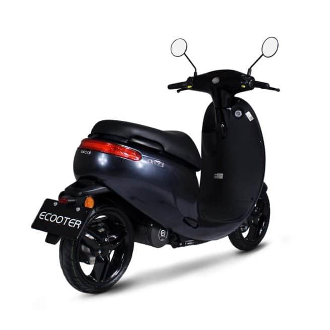 Orcal E1R scooter electrique économique crit air 0 zéro peugeot