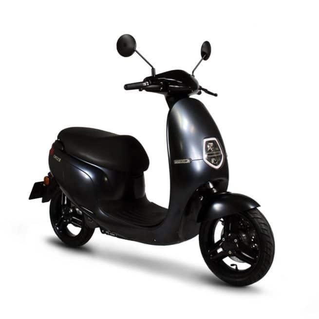 Orcal E1R scooter electrique sécurité léger bon frein