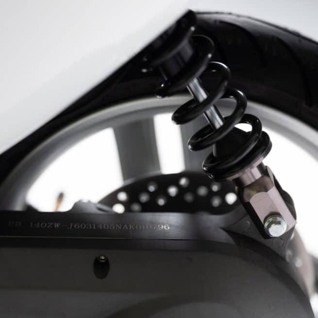Orcal E1 scooter electrique grande autonomie