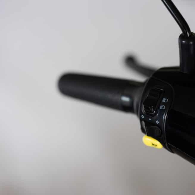 Orcal E1 scooter electrique sécurité