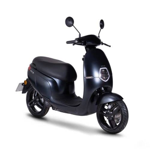 Orcal E1 scooter electrique top case