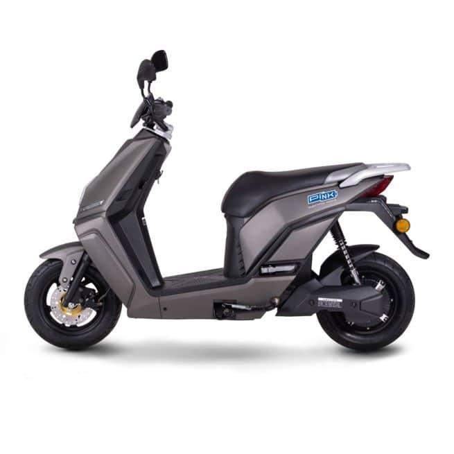 Pink mobility Me scooter electrique économique crit air 0 zéro