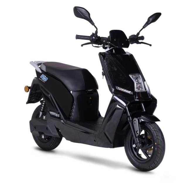 Pink mobility Me scooter electrique ado fille femme jeune