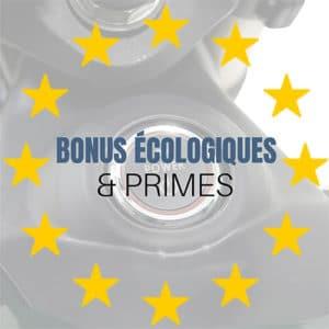 Bonus écologiques et primes en Europe