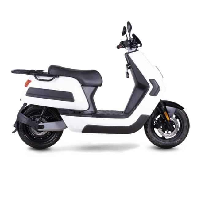 Niu NQI Cargo scooter electrique 50cc 50cm3 14 ans BSR permis AM livraison