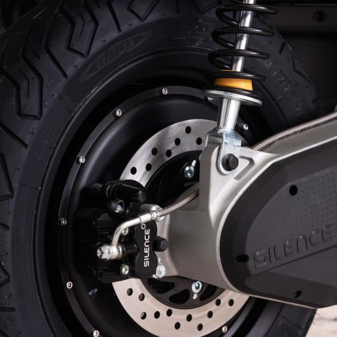 Silence s01 scooter electrique silencieux