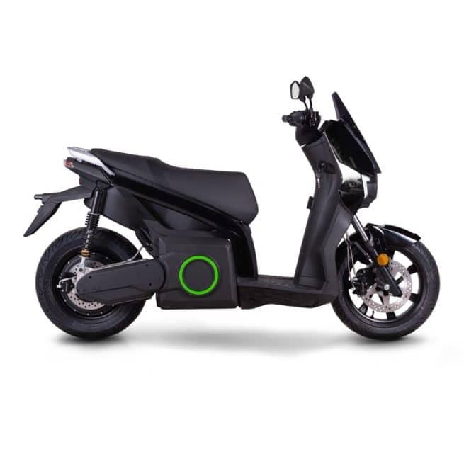 Silence s01 scooter electrique bonne accélération