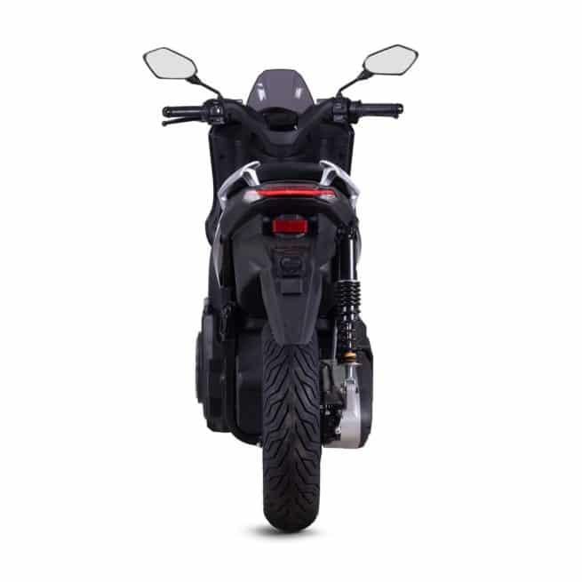 Silence s01 scooter electrique sécurité