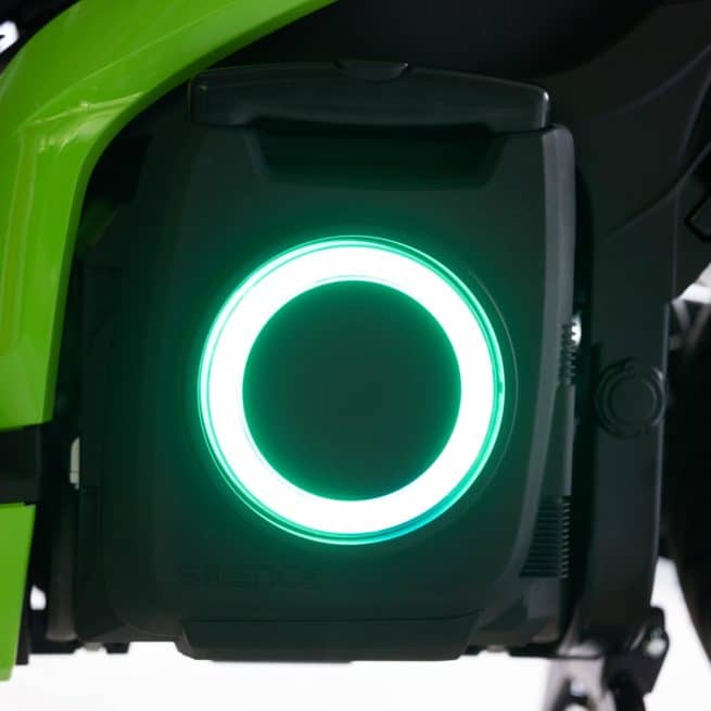 Silence s01 scooter electrique économique crit air 0 zéro