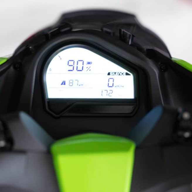 Silence s01 scooter electrique écologique