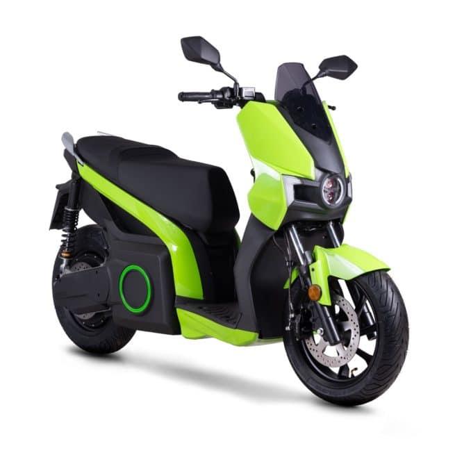Silence s01 scooter electrique frein à disque