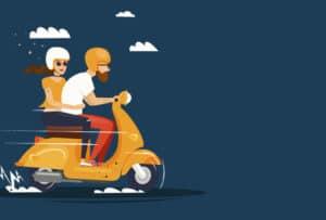 simulateur autonomie scooter électrique