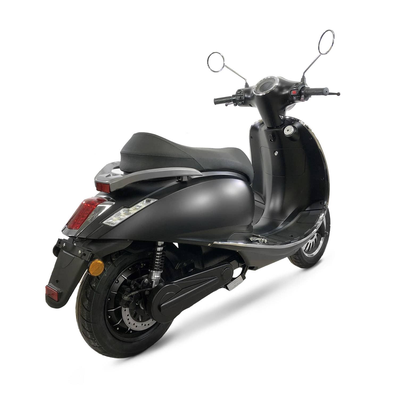Rider 3000W 2021 scooter électrique 50 vintage néo rétro