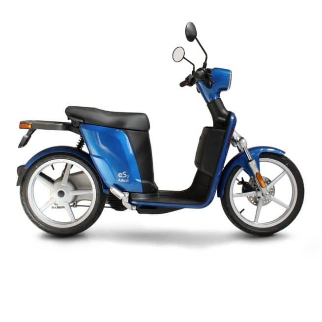 Askoll ES2 scooter electrique économique crit air 0 zéro