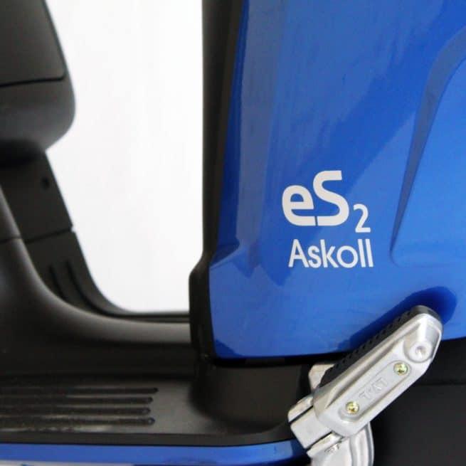 Askoll ES2 scooter electrique lycée travail emploi fac