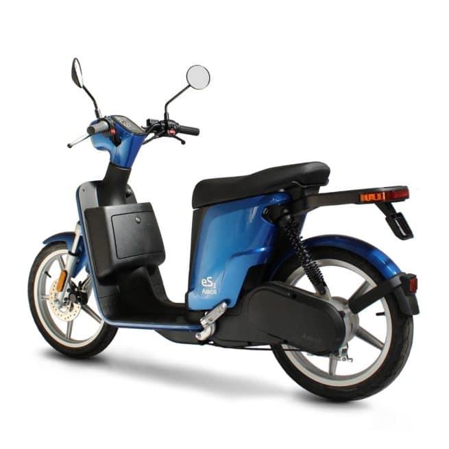 Askoll ES2 scooter electrique sécurité léger