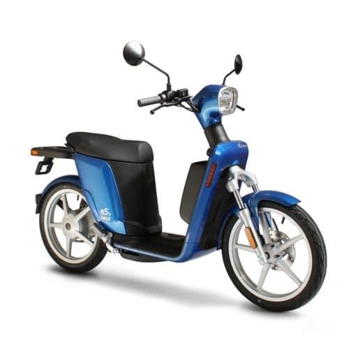 Askoll ES2 scooter electrique 50cm3 14 ans permis AM accessible