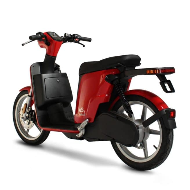 Askoll ES3 scooter electrique économique crit air 0 zéro