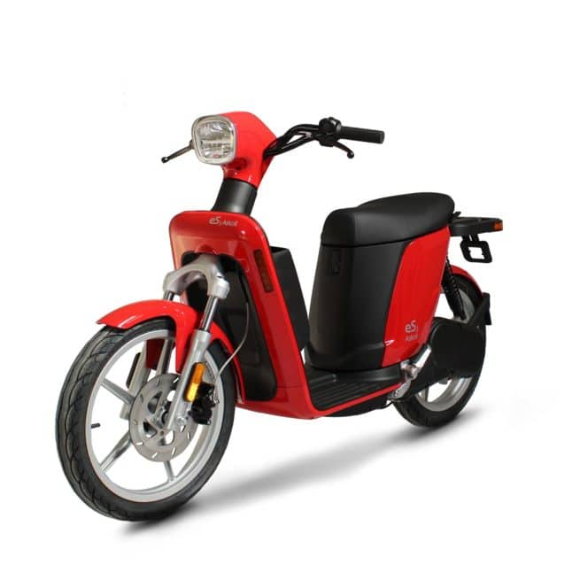 scooter électrique pas cher 125