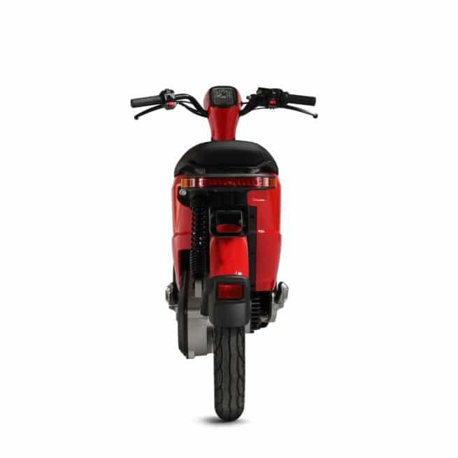 Askoll ES3 scooter electrique 125cm3 16 ans permis AM accessible