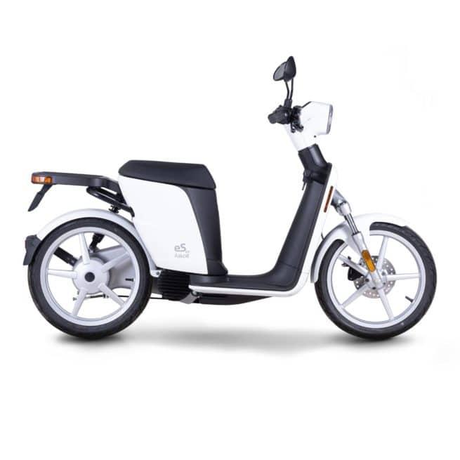 askoll espro 45 scooter electrique 50 km d'autonomie ciao electrique