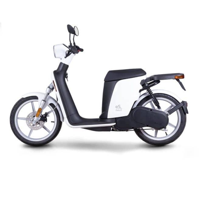 askoll espro 45 scooter electrique bonne accélération