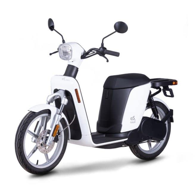 askoll espro 45 scooter electrique économique crit air 0 zéro ciao