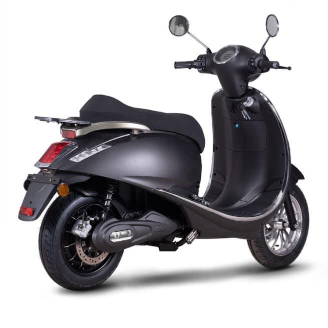 scooter électrique rider 5000W vintage
