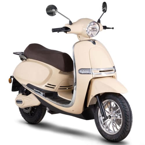 scooter électrique rider 5000W compact économique