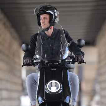 scooter équivalent 50