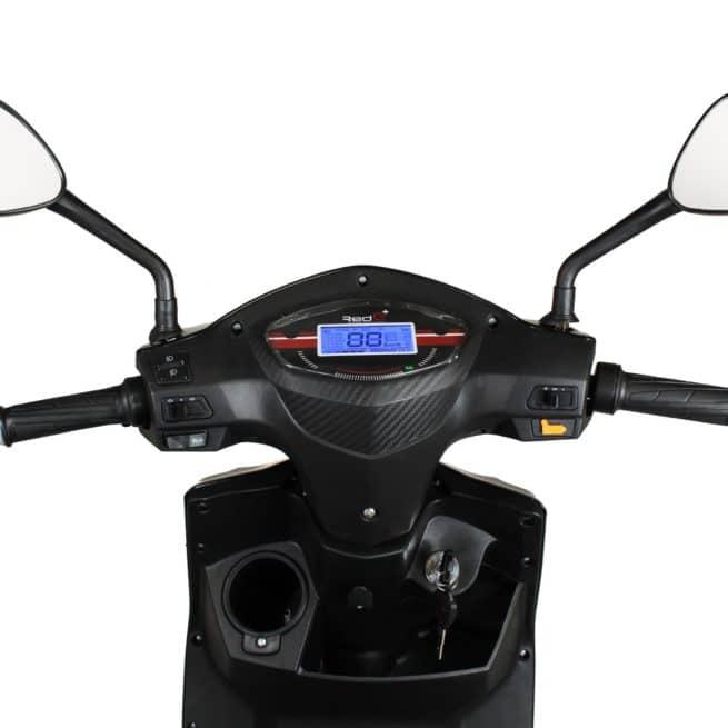 RedE Pro scooter électrique de livraison confortable inusable