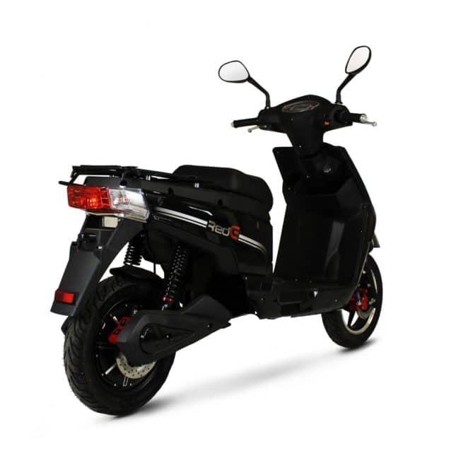 RedE Pro scooter électrique dépanneur dépannage coursier panier livraison