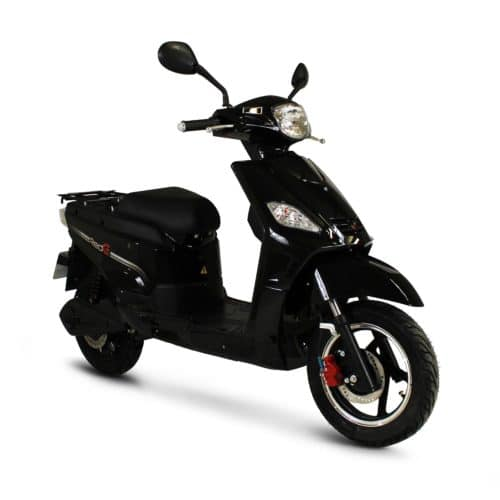 RedE Pro scooter électrique coursier top box top case