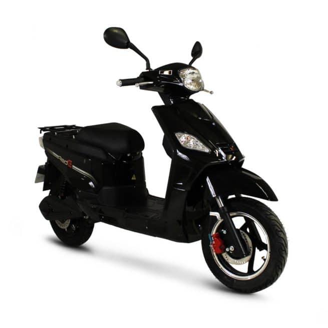 RedE Pro scooter électrique coursier top box top case