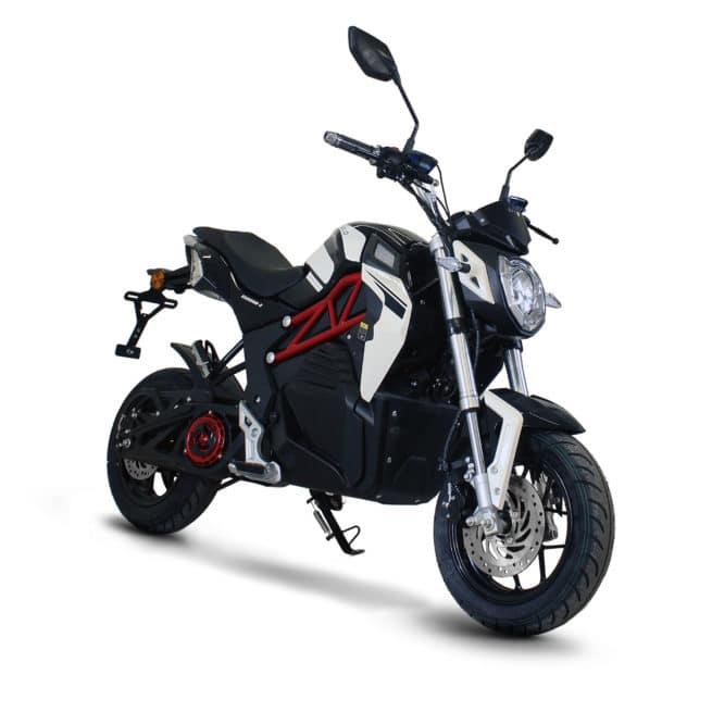 cineco city slicker moto électrique ville